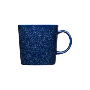 イッタラ ティーマ マグカップ 300ml ドッテドブルー ペアセット - 拡大画像