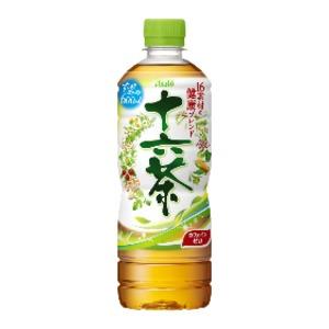 【まとめ買い】アサヒ 十六茶 ペットボトル 600ml×48本(24本×2ケース) - 拡大画像