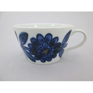 NISHIYAMA(西山窯)daisy(デイジー)マグカップ青