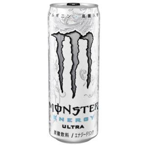 【まとめ買い】アサヒ モンスター ウルトラ 缶 355ml×24本(1ケース) - 拡大画像