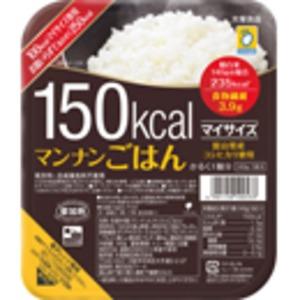 【まとめ買い】大塚食品 150kcalマイサイズ マンナンごはん 140g 12個