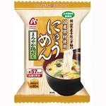【まとめ買い】アマノフーズ にゅうめん まろやか鶏だし 15g(フリーズドライ) 4個