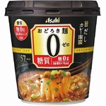 【まとめ買い】アサヒフーズ おどろき麺0(ゼロ) 旨だしカレー南蛮 24カップ入り(6カップ×4ケース)