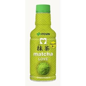 【まとめ買い】伊藤園 matcha LOVE ほんのり甘い ペットボトル 190ml×30本(1ケース) - 拡大画像