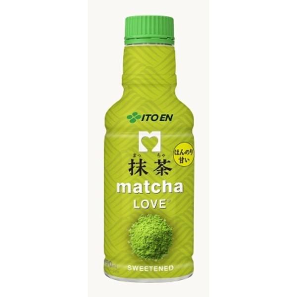 【まとめ買い】伊藤園 matcha LOVE ほんのり甘い ペットボトル 190ml×30本(1ケース)
