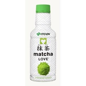 【まとめ買い】伊藤園 matcha LOVE ペットボトル 190ml×60本(30本×2ケース) - 拡大画像