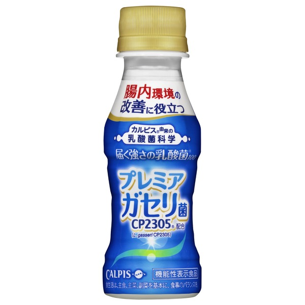 【まとめ買い】カルピス 届く強さの乳酸菌 PET 100ml×30本(1ケース)