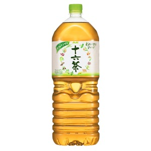【まとめ買い】アサヒ 十六茶 PET 2.0L×6本(1ケース) - 拡大画像