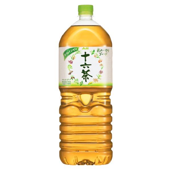 【まとめ買い】アサヒ 十六茶 PET 2.0L×12本(6本×2ケース)