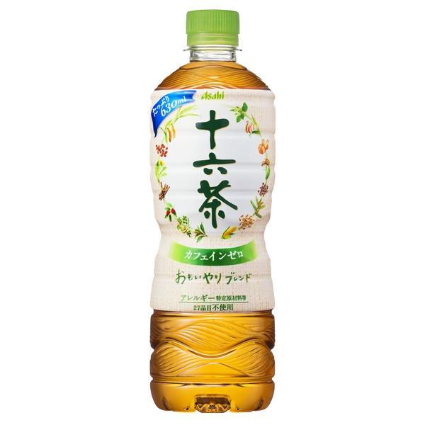 【まとめ買い】アサヒ 十六茶 PET 630ml ×24本(1ケース)