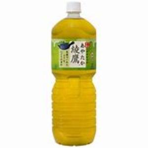 【まとめ買い】コカ・コーラ 綾鷹(あやたか) 緑茶 2.0L×6本(1ケース) ペットボトル - 拡大画像