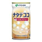 【まとめ買い】伊藤園 ナタデココ ミルクティー 缶 185g×60本(30本×2ケース)