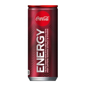 コカ・コーラ エナジー 250ml × 30本 (1ケース) エナジードリンク Coca Cola - 拡大画像