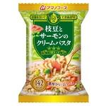 アマノ 三ツ星キッチン 枝豆とサーモンのクリームパスタ 29g×4個