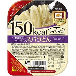 【まとめ買い】大塚食品 150kcalマイサイズ パスタうどん 95g 12個