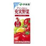【まとめ買い】伊藤園 充実野菜 トマトミックス 紙パック 200ml×24本(1ケース)