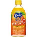 【まとめ買い】アサヒ バヤリース オレンジ ペットボトル 470ml×24本(1ケース)