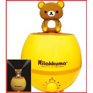 Riakkuma リラックマ加湿器 RK40617CR ★セラミックボール付き - 拡大画像