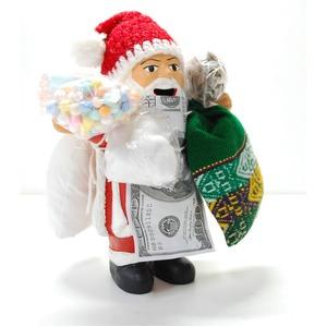 【エケコ人形15cm】エケコ サンタ クロース(SANTA CLAUS) クリスマス モデル ペシャル・バージョン - 拡大画像