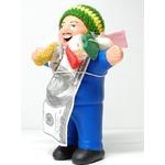 【エケコ人形18cm】 タイプ2 エケコ人形・色アソート(胴体の色指定不可) 当店モデル(ペルー直輸入)