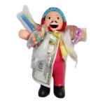 【エケコ人形15cm】【TYPE5】ピンク (ペルー直輸入) アクセサリー類指定不可