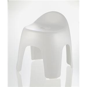 リッチェル 風呂椅子 ハユール 腰かけ ハイタイプ ホワイト h01