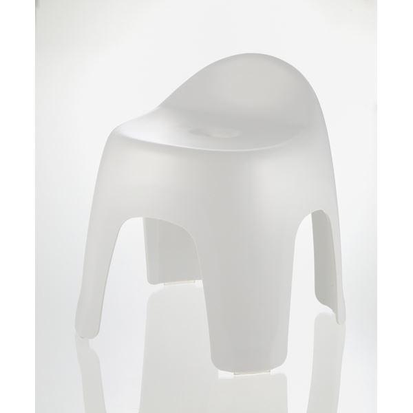 リッチェル 風呂椅子 ハユール 腰かけ ハイタイプ ホワイトf00