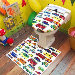 オカトー HOKUORU トイレ2点セット 洗浄・暖房用 カー - 拡大画像