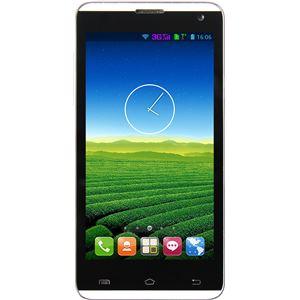 Covia Android4.2搭載 SIMフリースマートフォン FleaPhone CP-F03a CP-F03A - 拡大画像