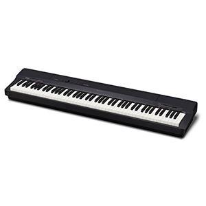 カシオ 電子ピアノ プリヴィア PX-160BK ブラック - 拡大画像