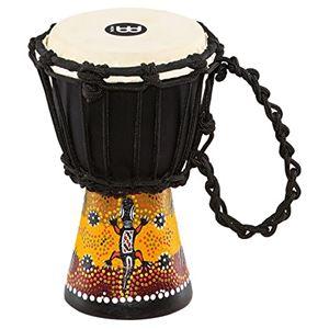 MEINL Percussion マイネル ミニジャンベ African Style HDJ7-XXS Gecko Design