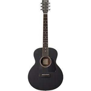 S.Yairi ヤイリ Compact Acoustic Series ミニアコースティックギター YM-03/BLK ブラック - 拡大画像