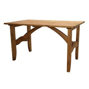 ダイニングテーブル 長方形 木製(パイン材/オイル仕上) CFS-512
