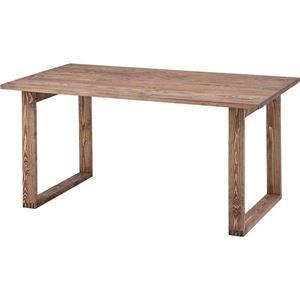 ダイニングテーブル 長方形 木製(パイン/オイル仕上げ) CFS-841