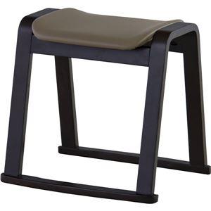 (4脚セット)東谷 法事スツール(法事椅子) 木製 BC-1050LBE ベージュ 【仏事・法事・仏具・冠婚葬祭】 - 拡大画像