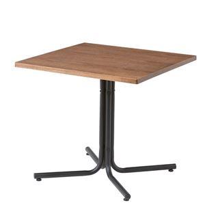 木目調カフェテーブル