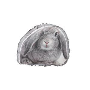 アニマルクッション 【ウサギ】 TTC-401A 〔インテリアグッズ ディスプレイ用品〕 - 拡大画像