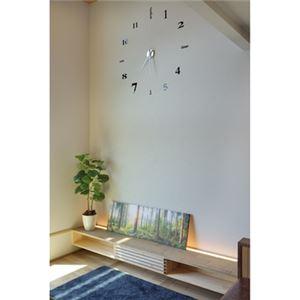 アートパネル 天然木 キャンバス ART-122A【W140×D2.5×H45cm】