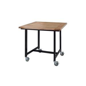 ダイニングテーブル 【幅:80cm】GUY-671