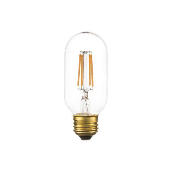 LEDエジソン球SS/照明器具 【LED-101】 幅4.5cm E26/4W 〔リビング ダイニング 寝室 ベッドルーム〕