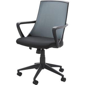 オフィスチェア ブラック OFC-11BK