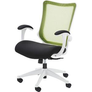 オフィスチェア グリーン OFC-20GR