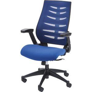 オフィスチェア ブルー OFC-21BL