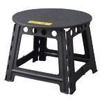 クラフターテーブル サークル ブラック