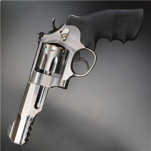 タナカ S&W(スミス&ウエッソン) M327 ガスガン M&P R8 5インチ ジュピターステンレス 18歳以上 - 拡大画像