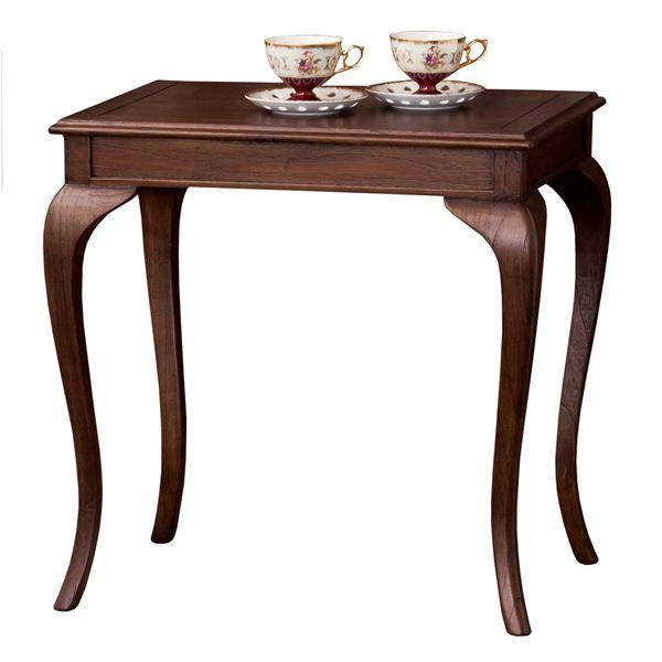 猫足コーヒーテーブル