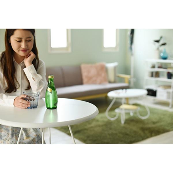 【ロートアイアンシリーズ カフェテーブル ホワイト IRI-0051-WH】