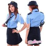 リアル交通課婦人警官さんのコスプレ/制服