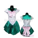 美少女戦士 セーラームーン グリーン セーラー戦士 コスプレ衣装 ハロウィン