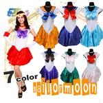 美少女戦士 セーラームーン パープル セーラー戦士 コスプレ衣装 ハロウィン